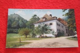 Oberosterreich Gasthaus Zur Kreh Nachst Den Langbathseen 1909 -- Tende A Sfogliarsi - Autriche