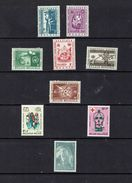 BELGIUM...MIXED CONDITION - Stamps