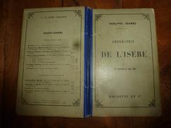 1888 ISERE: Pont-en-Royans,Mont-Aiguille,Grands-Goulets,Sassenage,Grande Chartreuse,Vizille,Grenoble,Vienne, Etc - Livres, BD, Revues