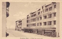 Knokke Le Zoute,  Knocke, Broadway Hotel, L'Hotel Vue Vers La Mer (pk39318) - Knokke