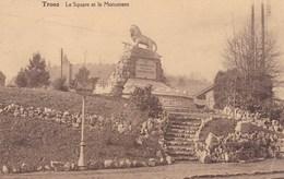 Trooz, Le Square Et Le Monument (pk39319) - Trooz