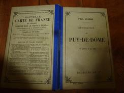 1907 PUY-de-DÔME:Mont-Dore-les-Bains,Châtelguyon-les-Bains,Royat,Thiers,Riom,St-Nectaire,Tournoët,Temple Du Puy-d-D,etc - Livres, BD, Revues