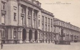 Liege, L'Université Et La Statue D'André Dumont (pk39320) - Liege