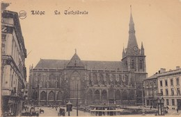 Liege, La Cathédrale (pk39321) - Liege