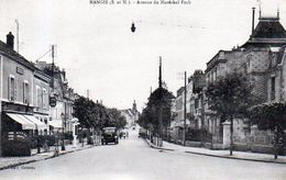 77 - NANGIS - Avenue Du Maréchal Foch - Nangis