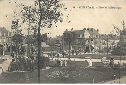 Rosendael - Place De La République - France