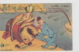 Casate... Y Veras - Firmado      (A-52-110501) - Humor