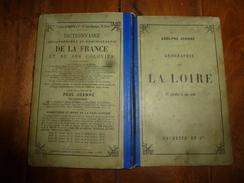 1898 LOIRE : Forez,St-Etienne,Roanne,St-Chamond,Château De La-Bâtie D'Urfé,Montbrison,Montrond,Descente Dans La Mine,etc - Livres, BD, Revues