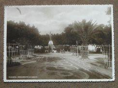 AUGUSTA  -1943  - MONUMENTO AI CADUTI  -     - -  BELLA - Italia
