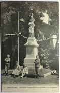 MONUMENT DE LA RECONNAISSANCE ÉTERNELLE A NOS LIBÉRATEURS - AMANVILLERS - Francia