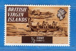 (Mn1) VIRGIN ISLAND **-1970 - BATEAUX . Yvert. 204.  MNH.  Vedi Descrizione. - British Virgin Islands