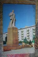 UKRAINE. ZHYTOMIR. LENIN MONUMENT  (demolished) 1970s - Monuments