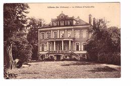 62 Lillers Ses Chateaux Cpa Le Chateau D' Hurlonville Edit Fauchois - Lillers