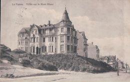 La Panne Villas Sur Le Mont Blanc (1914) - De Panne