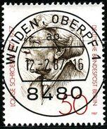 Berlin - Mi 779 - Zentrisch OO Gestempelt (A) - 50Pf  Louise Schroeder - Berlin (West)