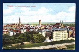 Pologne. Glogau ( Glogow). Vue Prise De La Centrale électrique. Censure Mulhausen. Feldpost Glogau Nov. 1915 - Pologne