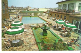 The Flanders Hotel, Ocean City, New Jersey Patio Pool For Flanders Hotel Guests - United States