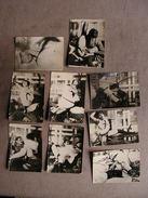 Lot De 9 Photos Anciennes Porno Vintage Couples Erotique Curiosa - Beauté Féminine (1921-1940)
