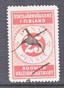 FINLAND  REVENUE    (o) - Finland