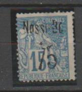NOSSI BE        N° YVERT  :      21 ( Clair Au Dos )  NEUF SANS GOMME        ( SG     364   ) - Nossi-Bé (1889-1901)