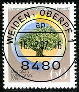 Berlin - Mi 786 - Zentrisch OO Gestempelt (A) - 60Pf  Botanischer Kongreß - Berlin (West)