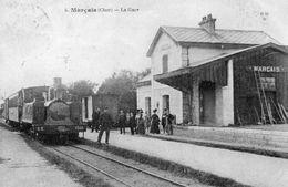 MARCAIS La Gare - France