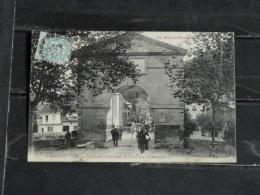F17 - 31 - Saint Martory - Arc De Triomphe à L'Entrée Du Pont Sur La Garonne - Edition Labouche - 1906 - Autres Communes