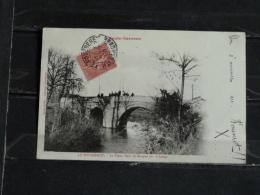 F17 - 31 - Le Fousseret - Le Vieux Pont De Benque Sur La Louge - Edition Labouche - 1905 - Otros Municipios