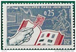 "FR YT 1403 "" Exposition Philatélique "" 1963 Neuf** - Unused Stamps"