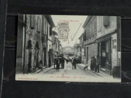 F17 - 31 - Le Fousseret - Rue Et Halle - Edition Labouche - 1903 - Otros Municipios