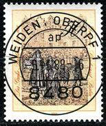 Berlin - Mi 813 - Zentrisch OO Gestempelt (B) - 50Pf  Großer Kurfürst - Berlin (West)
