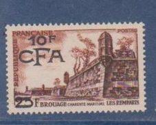 REUNION       N° YVERT  :     328           NEUF SANS CHARNIERE        ( N   1037    ) - Reunion Island (1852-1975)