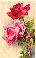 [DC10816] CPA - FIORI - ROSE - Non Viaggiata - Old Postcard - Blumen