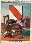 CHOCOLAT PUPIER STRASBOURG - Oude Documenten