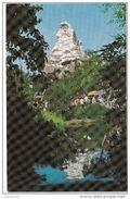 Wallt Disney Disneyland Landmark, Matterhorn Mountain Anaheim California The Magic Kingdom - Disneyworld