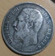 5 FRANCS 1873 - 09. 5 Francos