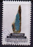 PIA  -  FRANCIA  -  Il Mondo Minerale : Turchese - Minerali