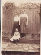 Foto 1912 DUDERSTADT - Die Familie (A180, Ww1, Wk 1) - Duderstadt