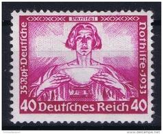 Deutsche Reich:  Mi Nr 507  14 : 13  Postfrisch/neuf Sans Charniere /MNH/**  1933 - Ungebraucht