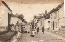 80 Somme  :  Condé Folie   Route D' Amiens Prolongée     Réf 3504 - France