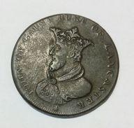 IRELAND - DUBLIN Camac Kyan And Camac. - Half Penny Token / John Of Lancaster - Monetary/Of Necessity
