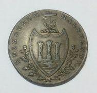 SCOTLAND - EDINBURGH - Half Penny Token (1790) - Monetari/ Di Necessità