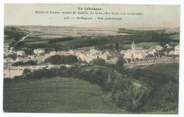 CPA SAILLAGOUSE, VUE PANORAMIQUE, PYRENEES ORIENTALES 66 - Autres Communes