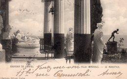 Corfou : Souvenir, Villa Impériale, Le Péristyle - Grèce