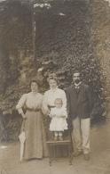 Photographie - Carte-Photo - Famille Parc - Photographe Laffineur à Enghien - Photographie
