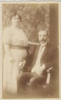 Photographie - Carte-Photo - Famille Felot - Photographe Van Der Meulen Bruxelles Belgique 1921 - Photographie
