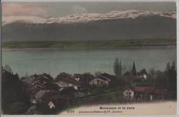 Hermance Et Le Jura - Photo: Charnaux Freres No. 6010 - GE Genève