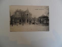 Vilvorde - Vilvoorde  :  Hôtel De Ville - Kiosque - Vilvoorde