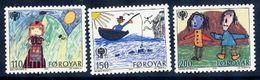 FAROE IS. 1979 Year Of The Child MNH / **.  Michel 45-57 - Faroe Islands