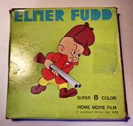 Film DESSIN ANIME 8 MM  Elmer Fudd Nei Guai  EF 354 - Bobines De Films: 35mm - 16mm - 9,5+8+S8mm
